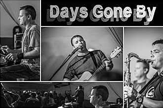 haze music cover band Days Gone By