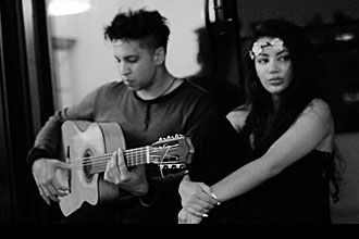 haze music acoustic duo Rebecca and Nathan