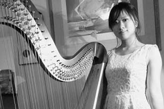 haze music classical music geelong harpist jolie