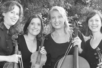haze music classical music geelong serenade string quartet
