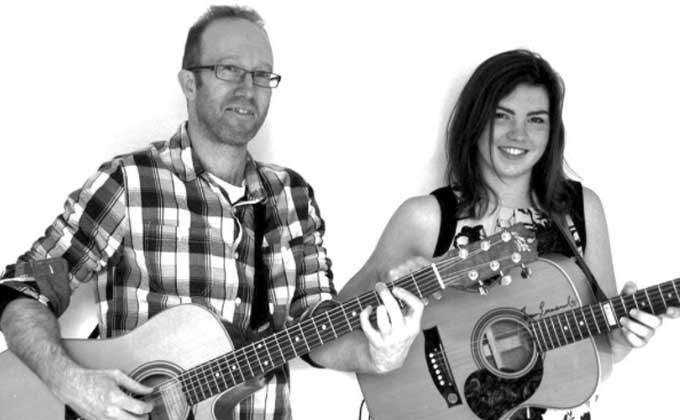 haze music guitar duo steve and kathleen