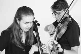 haze music classical music geelong VC Duo