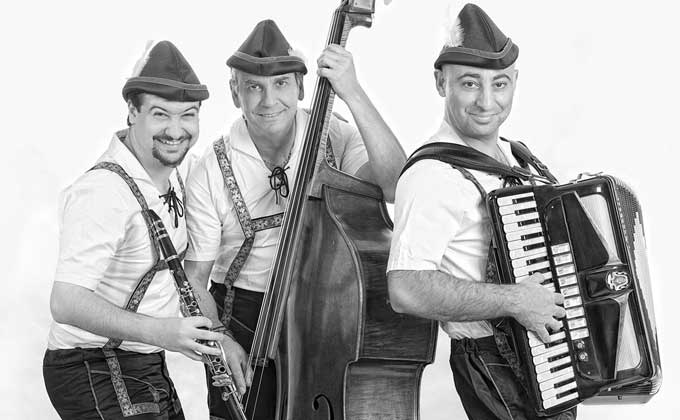 Haze Music - Roving Entertainment Geelong - Oompah Band